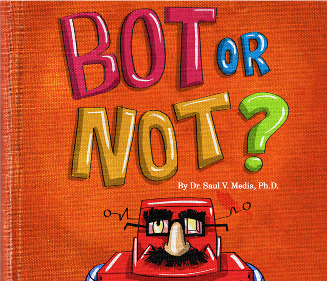 Read Bot or Not?